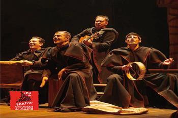 Tres espectáculos en el Auditorio Teresa Berganza del Coliseo de la Cultura
