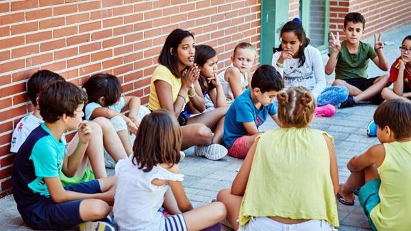 Para conciliar la vida familiar y laboral, Rivas organiza una actividad lúdica para la infancia de 3 a 12 años