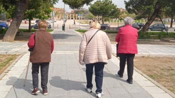 La Concejalía de Mayores ha vuelto a poner en marcha actividades al aire libre