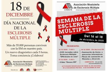 AMDEM organiza la Semana de la Esclerosis Múltiple