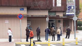 El espacio de mayores de Fuenlabrada podrá acoger un máximo de 60 personas