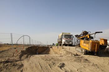 Las obras llegan tras años de reivindicaciones vecinales y del Gobierno local