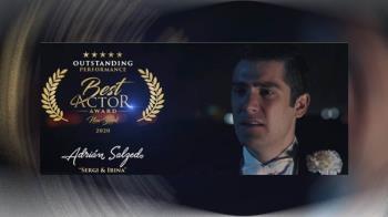Teresa Ferrer, la otra protagonista, también ha sido premiada
