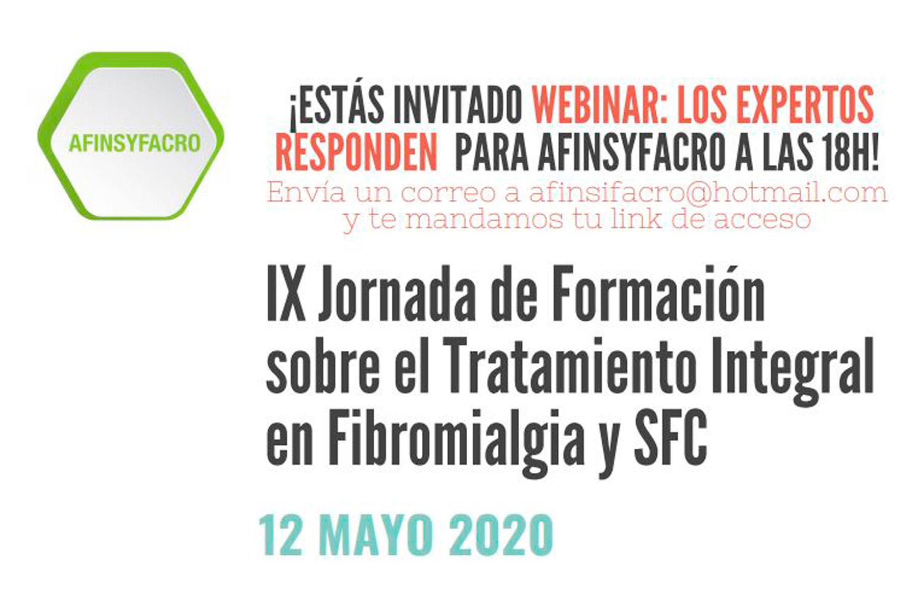 La cita será mañana 12 de mayo, a partir de las 18:00 horas, por vía telemática