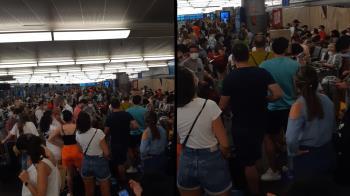 Los madrileños se ponen de acuerdo este fin de semana para viajar y las colas de salidas dejan en entredicho las supuestas medidas de seguridad vigentes