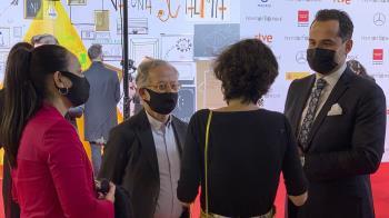 El Premio de Honor se ha entregado a Fernando Colomo y a Beatriz de la Gándara
