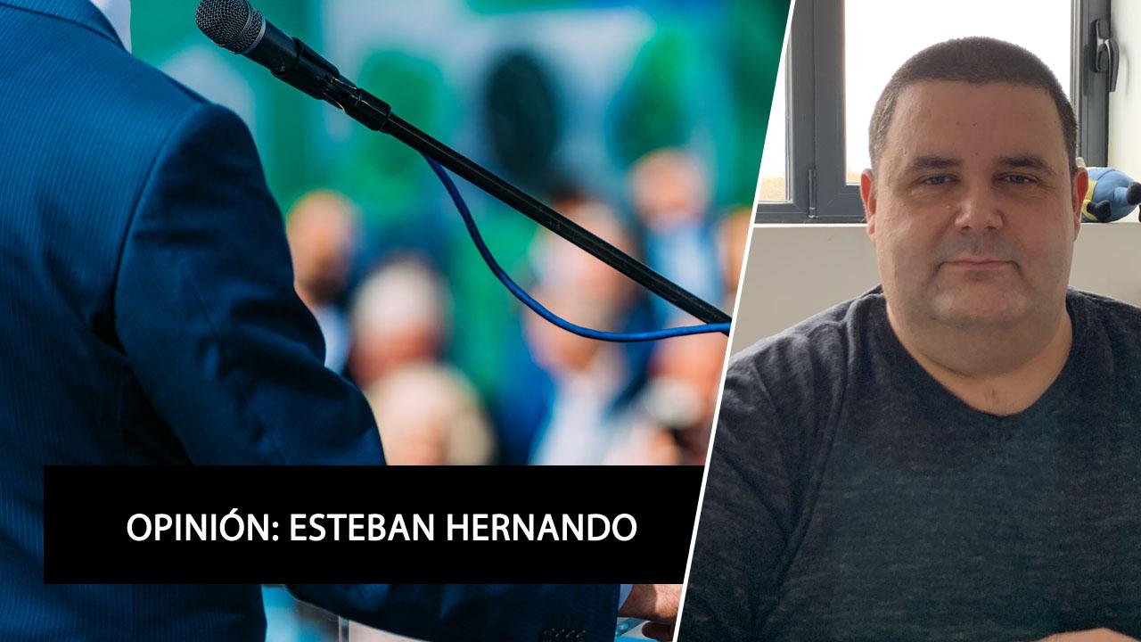 Editorial de Esteban Hernando, director de Soy-de.