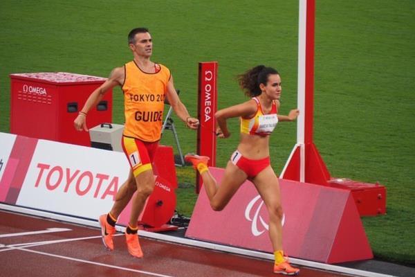 La atleta Alba García Falagán obtiene el diploma olímpico en los Juegos Paralímpicos con 19 años
