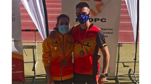 Alba García, la atleta paralímpica con un gran futuro por delante