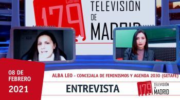 Unidas Podemos ya es parte del Gobierno municipal de Getafe y la nueva concejala de Feminismos y Agenda 2030 avanza con las metas muy claras