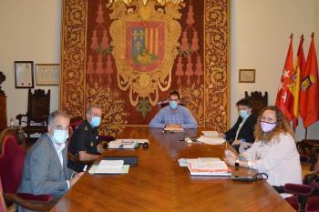 En el encuentro se discutió la nueva instrucción de la Fiscalía General del Estado sobre delitos de allanamiento de morada