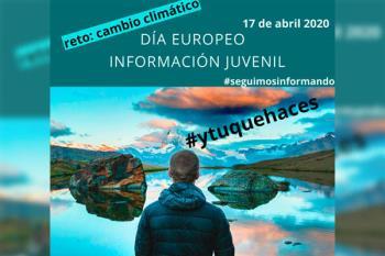 La Concejalía de Juventud e Infancia invita a los jóvenes a cuidar el medio ambiente