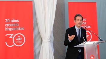 La inauguración ha contado con la presencia del alcalde de Alcalá Javier Rodríguez Palacios