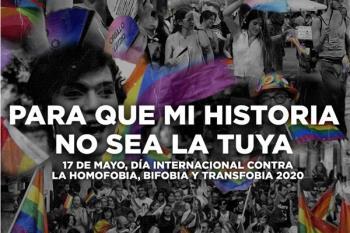 El 17 de mayo es el Día Internacional contra la homofobia, la transfobia y la bifobia, y desde las Concejalías de Juventud y Salud reivindican esta fecha con iniciativas para promover el respeto y la no discriminación
