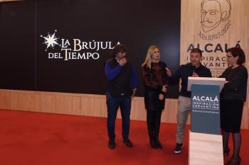 Una coproducción entre el área de Turismo y Cultura del Ayuntamiento de la ciudad y la editora audiovisual complutense La Luna TV