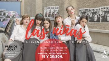 No te pierdas las ganadoras de los Premios Goya