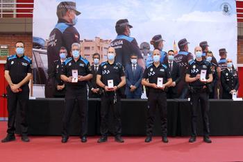 El acto ha estado marcado por el recuerdo a las víctimas del Covid-19