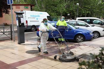Con el objetivo de mantener limpias todas las calles de la ciudad