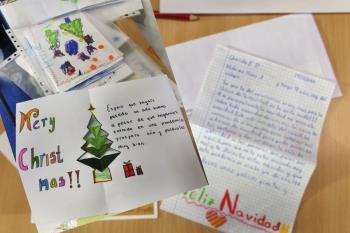 Los ancianos que se encuentren en soledad durante la Navidad recibirán mensajes personalizados en sus buzones