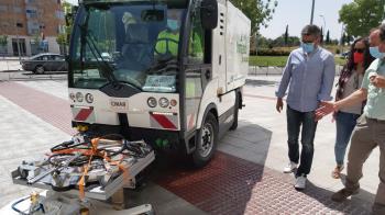 Las rutas de recogida de residuos se han optimizado para reducir la huella de carbono