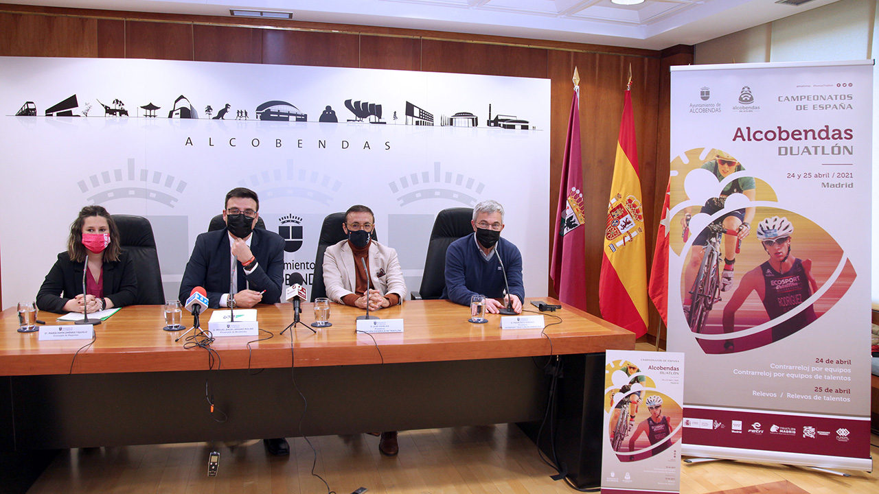 Las pruebas tendrá lugar el 24 y 25 de abril en el Parque de Andalucía