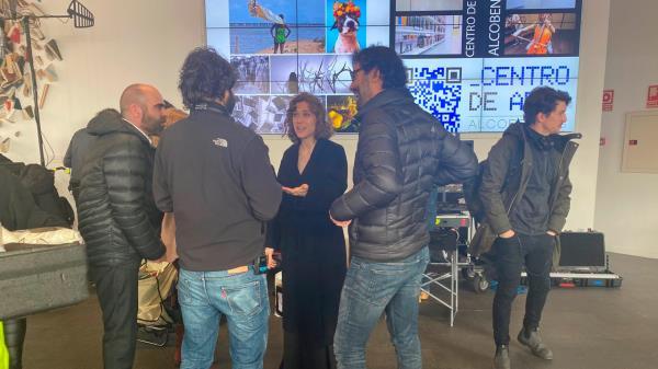 Nombres como el de Luis Tosar han pisado la ciudad para filmar en el marco de la iniciativa municipal de promoción de rodajes