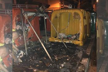 Ya han detenido al responsable de los incendios en el municipio