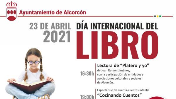 Alcorcón celebra el Día Internacional del Libro por todo lo alto