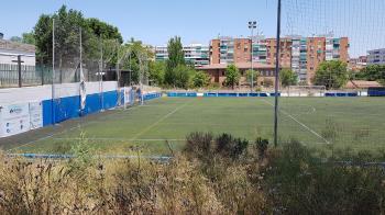 Serán renovados los campos de fútbol de las instalaciones de Santo Domingo, Esteban Márquez y Alfredo Cenarriaga