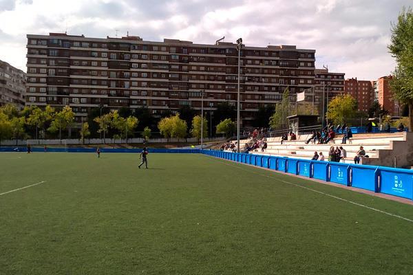 Alcorcón inicia las obras de remodelación en los campos de fútbol Alfredo Cenarriaga