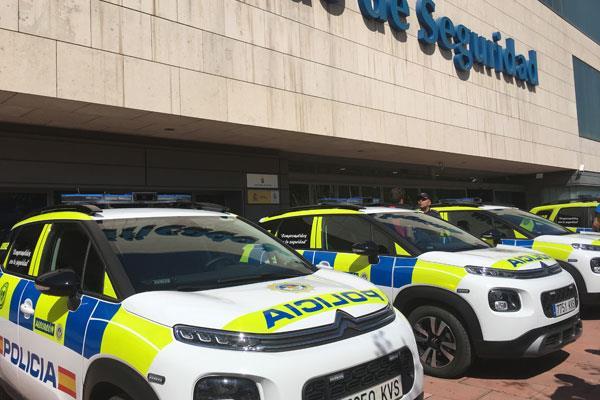 Los cuerpos de seguridad municipales han llevado a cabo dos intensas intervenciones