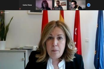 La alcaldesa de Alcorcón, Natalia de Andrés, se ha expresado sobre la apertura de juicio oral con Susana Mozo