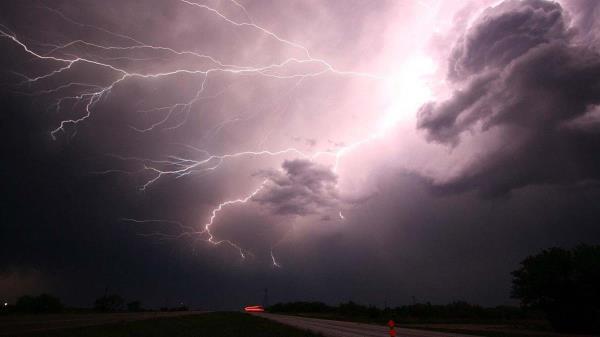 Las tormentas y lluvias pueden ser intensas