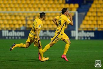 El club fuenlabreño ha reforzado su ataque con el español y el jugador francés