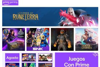 El servicio de contenido gamer exclusivo para Prime