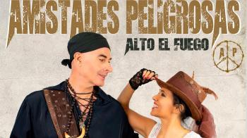 El dúo se citará en el Teatro Rialto de Madrid el próximo 25 de junio