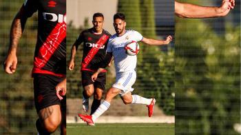 Los goles fueron de Isco de penalti y Víctor Chust en propia portería