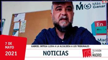 """Amnistía fiscal en Móstoles: """"Es muy grave que gestores públicos se dediquen a beneficiar los intereses particulares de una empresa privada"""""""