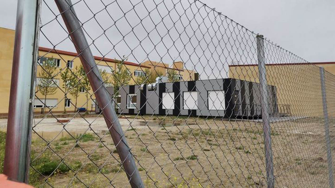 El Instituto Pérez Llorca no estará terminado hasta el próximo año lectivo