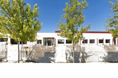Lee toda la noticia 'Ampliación del Colegio Maruja Mallo'