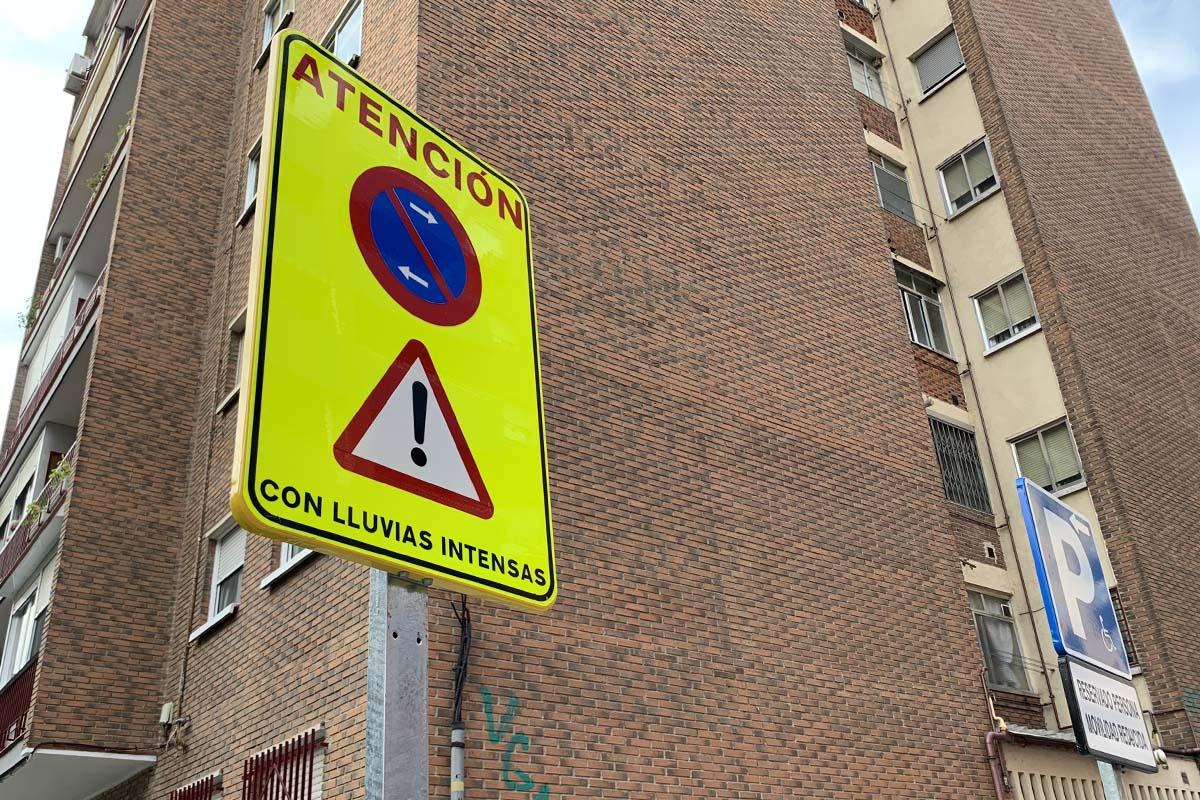 La calle Méjico y la avenida de la Hispanidad, entre otras, suelen ser las zonas más afectadas