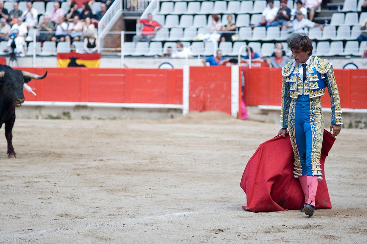 Casi 5.000 personas han firmado ya a través de Change.org para que los toros no vuelvan a Alcalá