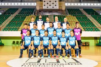 El entrenador del filial del Movistar Inter ha conseguido entrar en el playoff de ascenso a Segunda División