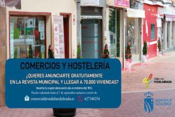 Los comerciantes y hosteleros del municipio podrán beneficiarse de esta novedad
