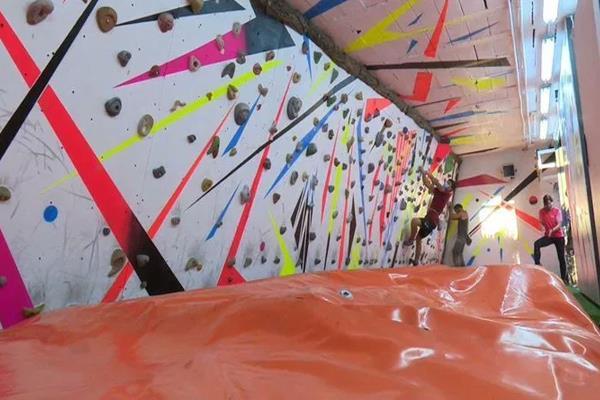 Apertura de la nueva sala de escalada indoor