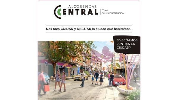 Las dos primeras intervenciones se realizarán en el entorno de la calle Constitución y del parque Comunidad de Madrid