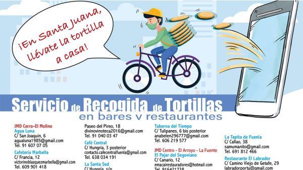 Apoya a los hosteleros este diferente Día de la Tortilla en Fuenlabrada