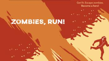 Zombies, Run! te entretiene con su narración mientras te motivas consiguiendo los objetivos del juego