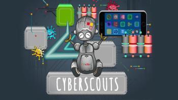 La empresa Internet Segura For Kids (IS4K) ha desarrollado el juego Cyberscouts