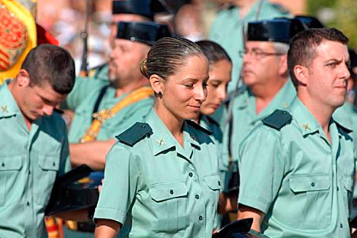 Existen 2.154 plazas convocadas para ingreso directo en la Escala de Cabos y Guardias